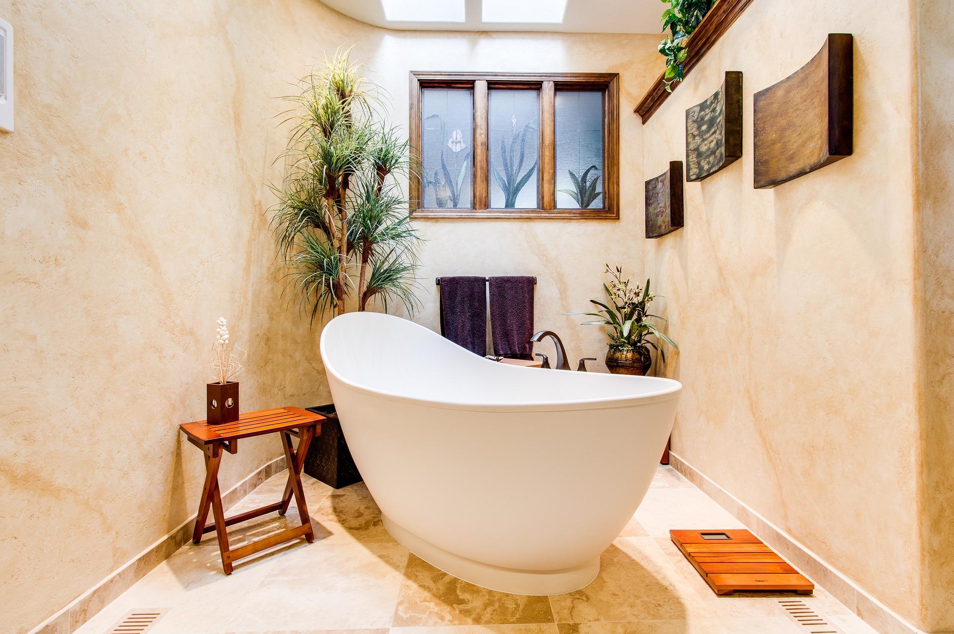 お風呂で汗をかく練習を